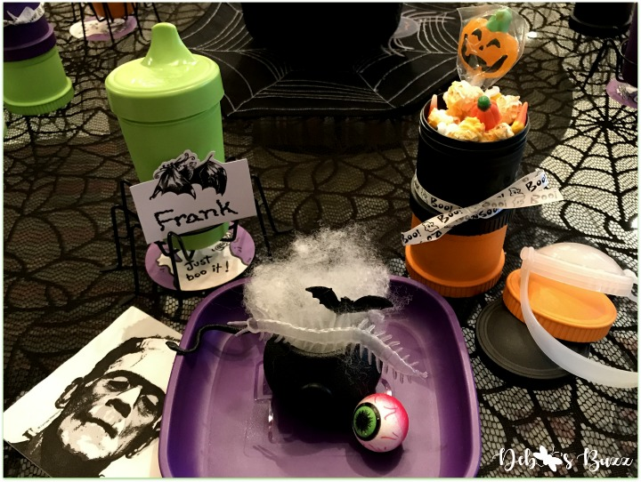 green-ghost-game-night-replay-purple-place-setting