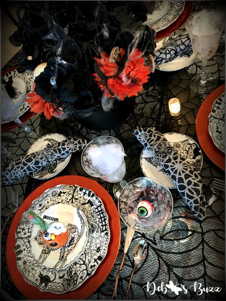 spooky-Halloween-tablescape-Wiccan-Lace-overhead