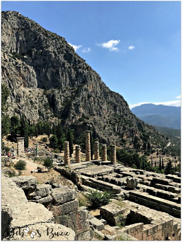 Delphi-Greece-day3-Apollo-temple-mountain