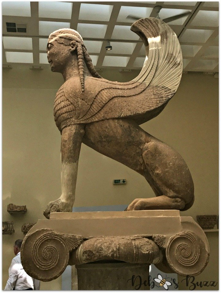 Delphi-Greece-museum-Greek-Naxos-sphinx