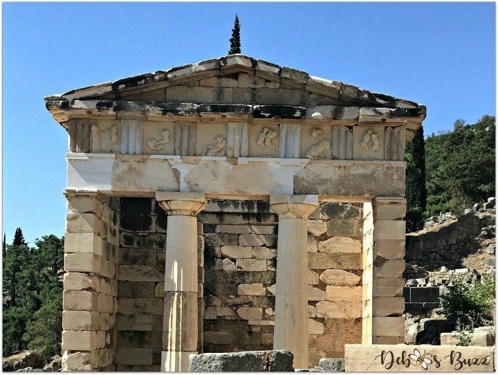 Delphi-Greece-treasury-Athenians