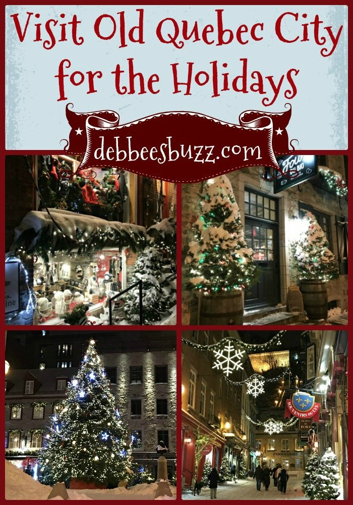 Christmas-magical-Quebec-City-collage