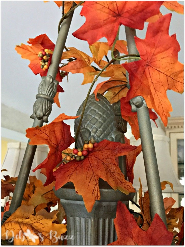 decorate-a-chandelier-fall-easy-steps-wrap-garland