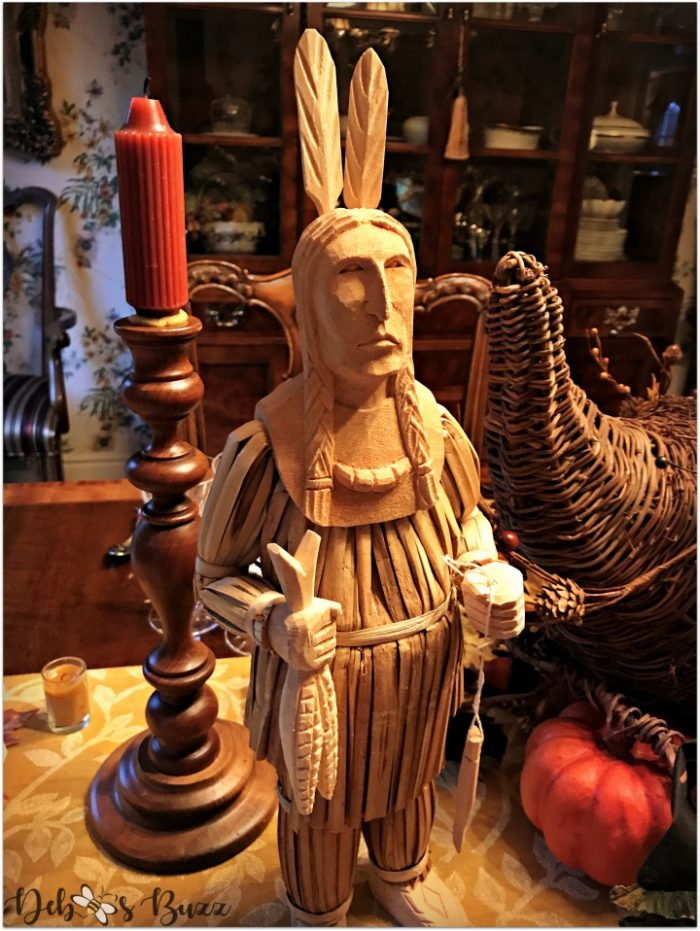horn-of-plenty-Thanksgiving-table-corn-husk-native-american-man