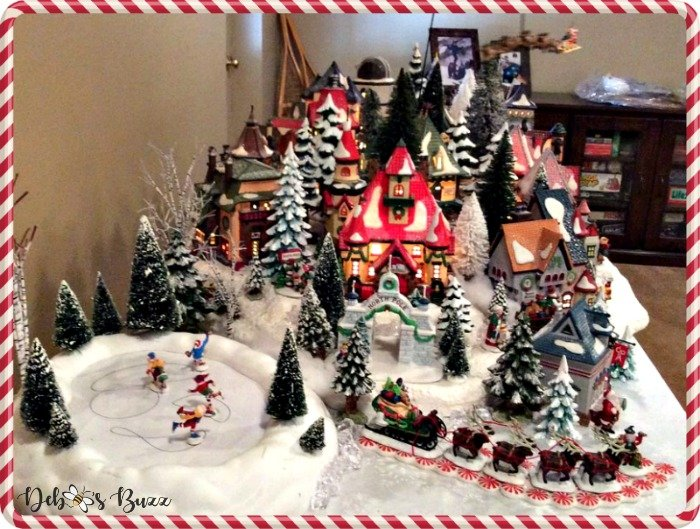 travel-north-pole-dpt-56-animated-ice-rink-village