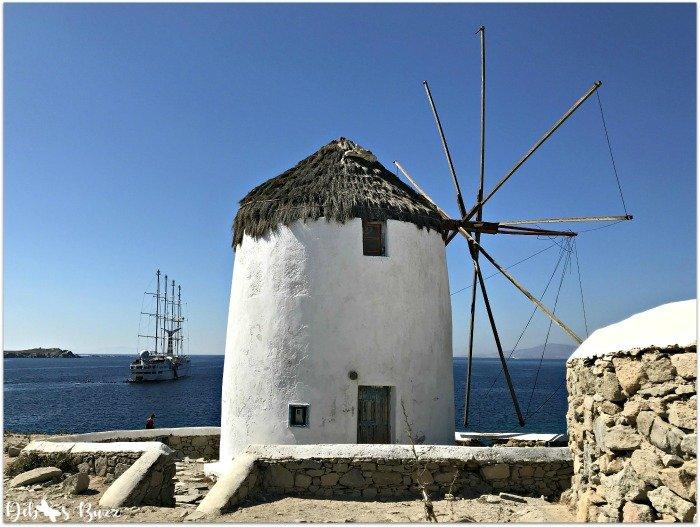 Small Ship Greek Island Cruise: Nafplio & Mykonos