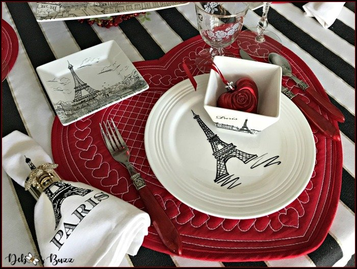 Eiffel-Tower-table-Valentines-Day-tablescape-blog-hop-heart-placemat