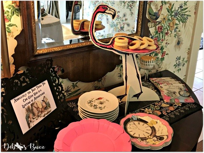 alice-in-wonderland-buffet-side-table-flamingo