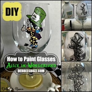 alice-in-wonderland-character-hand-painted-glasses-diy-collage