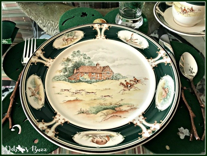 casual-st-patricks-day-table-Ireland-pursuit-pattern-plate