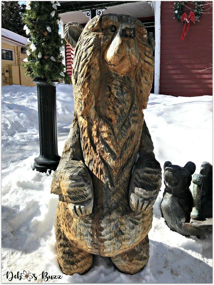 ski-trip-Breckenridge-Colorado-carved-bear