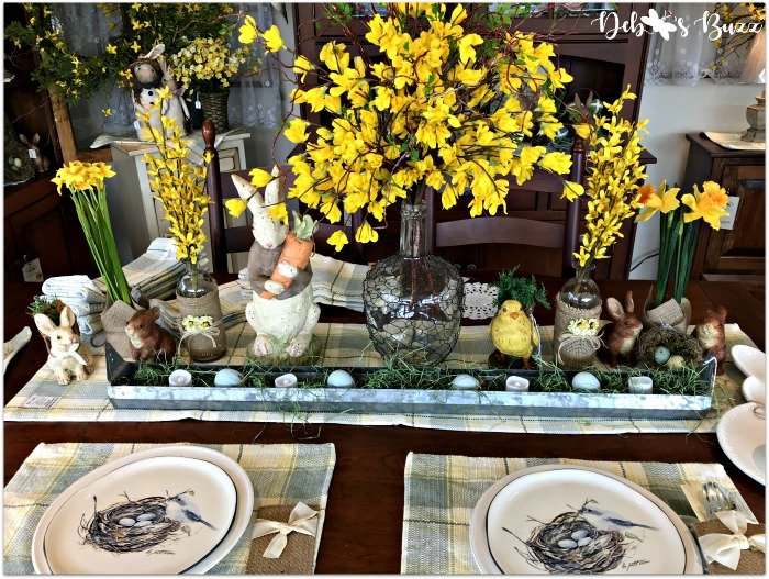 Easter-spring-decor-old-allegheny-forsythia-table