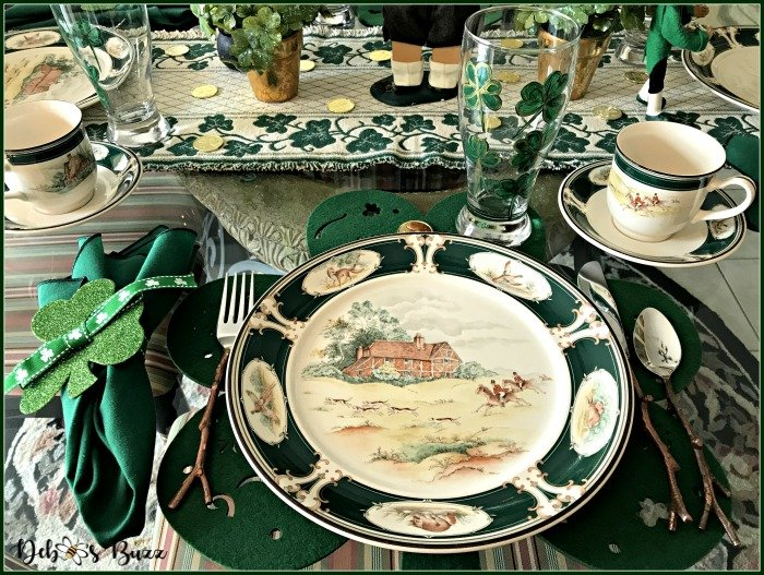 st-patricks-day-shamrock-placemat-setting