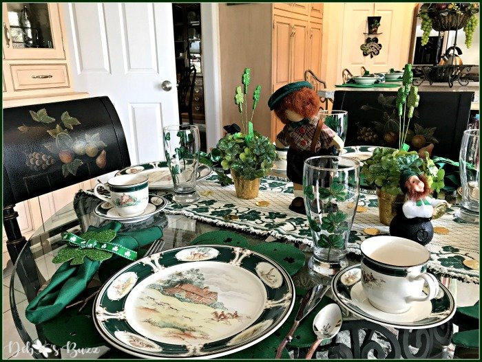 st-patricks-day-table
