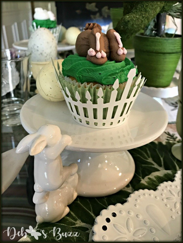 bunny-hop-table-bunny-butt-chocolate-cupcake