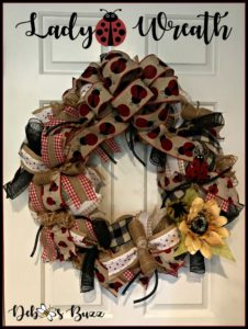 ladybug-mesh-wreath-white-door