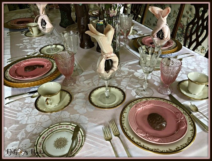 vintage-Easter-table-host-place-setting