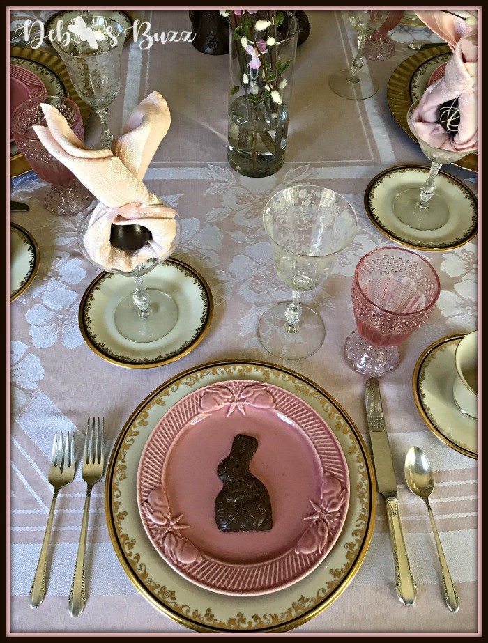 vintage-Easter-table-hostess-place-setting