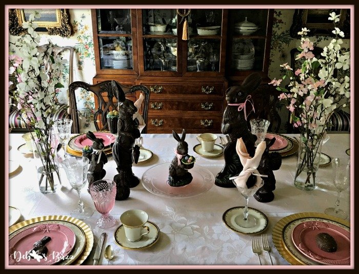 vintage-Easter-tablescape