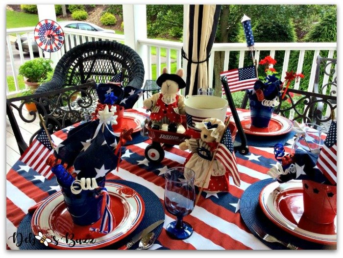 patriotic-july-fourth-table