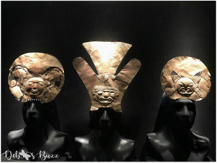 Lima-Peru-trip-Museo-Larco-gold-headdresses