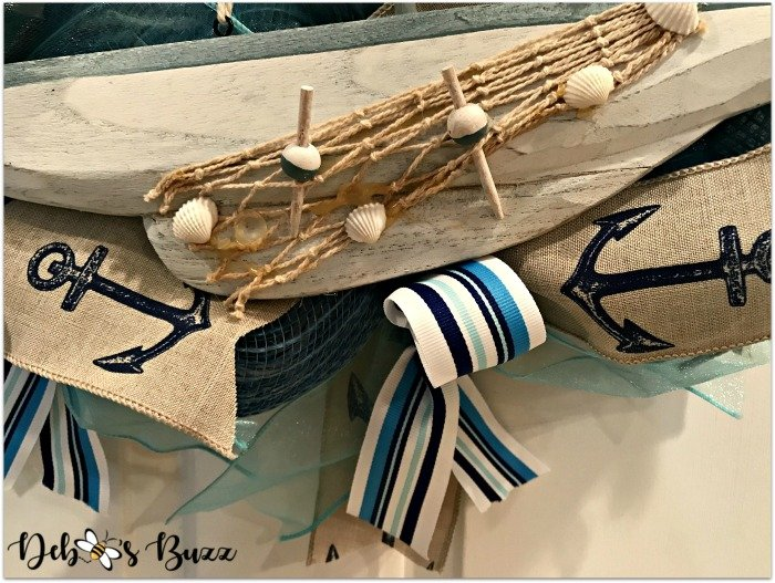 Nautical-sailboat-wreath-hull-Etsy-debbeesbuzzboutique