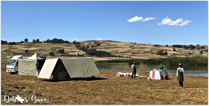Peru-Huaypo-Lagoon-tented-picnic