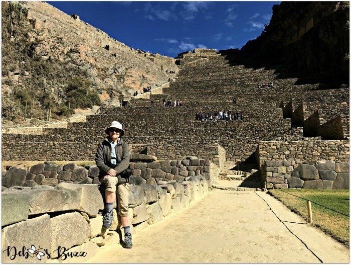 Peru-Sacred-Valley-Ollantaytambo-Debbie