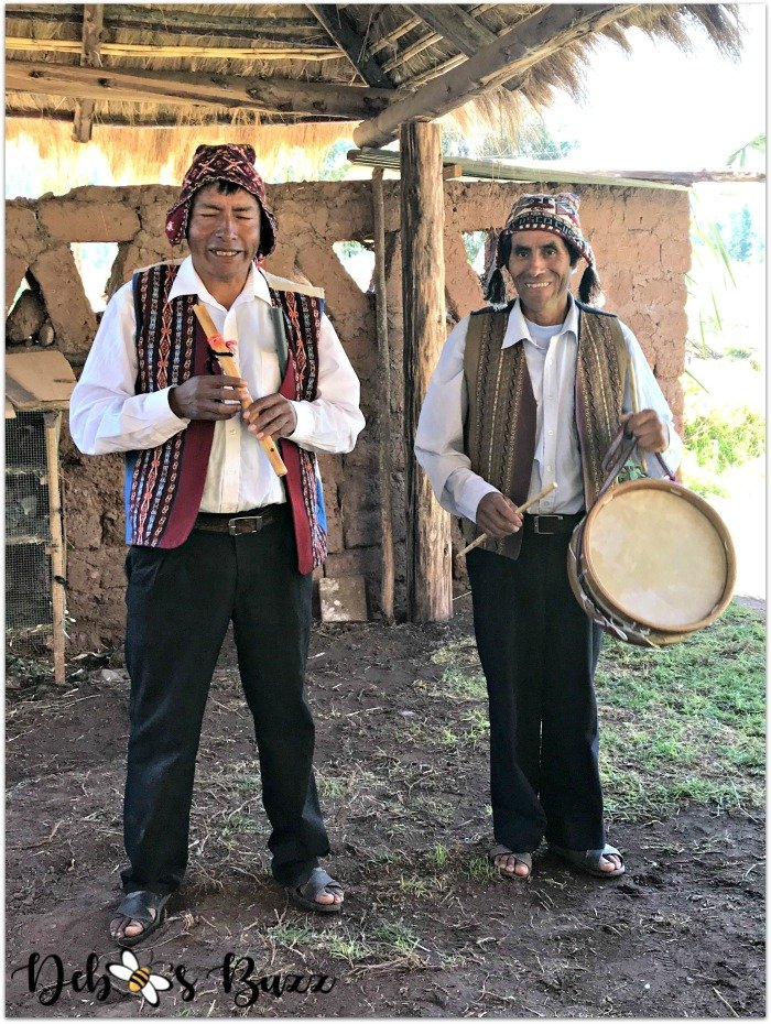 Peru-Sacred-Valley-indigenous-welcome-ceremony-music