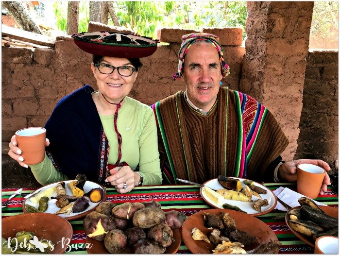 Peru-Sacred-Valley-toasting-feast