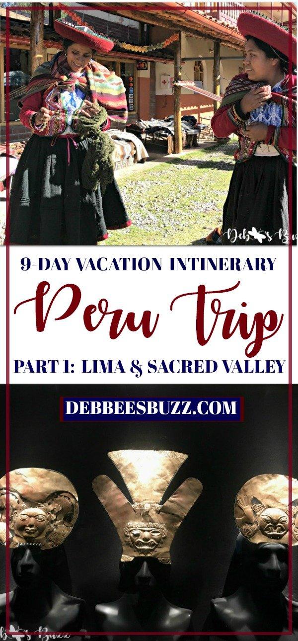 Peru-trip-itinerary-pin