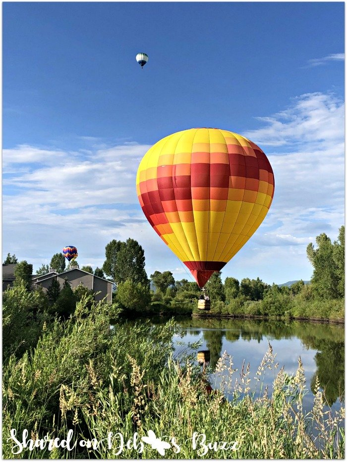 Steamboat-Springs-Colorado-Hot-Air-Balloon-Festival-pond