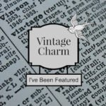 Vintage Charm feature button