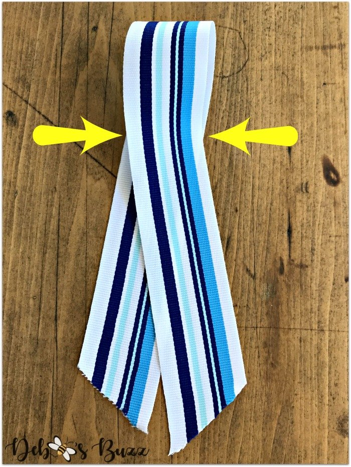 stripe-ribbon-pinch-point