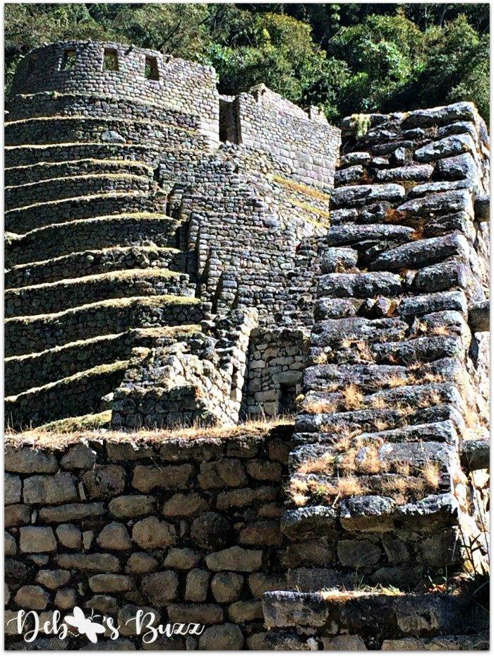 Peru-Inca-trail-winay-wayna-architecture