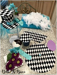 diy-mad-hatter-fascinator-materials