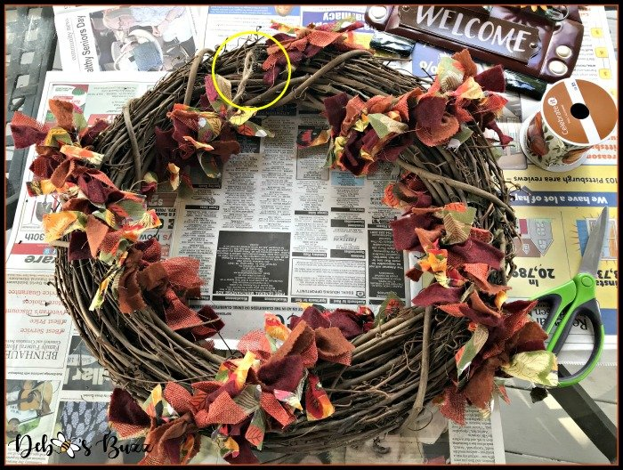 fall-grapevine-wreath-wrapped-fabric-garland