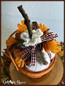 diy-sweater-pumpkin-burgundy-check-ribbon