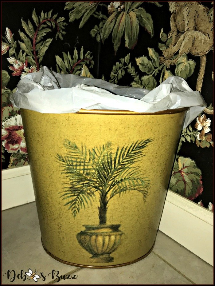 palm-tree-motif-trash-can