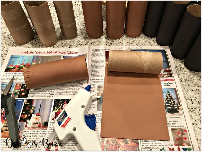 attaching-paper-rolls