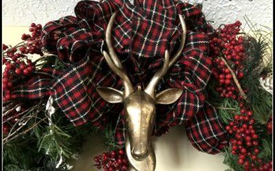 Easily Refresh & Update Christmas Wreaths