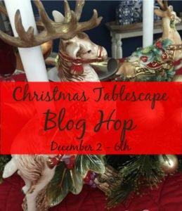Christmas tablescape blog hop19