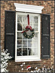 Christmas-wreath-outside-window