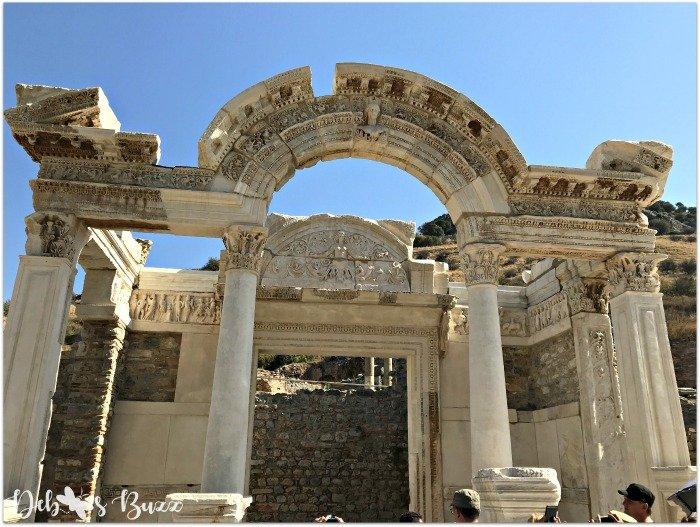 Ephesus-Turkey-temple-hadrian
