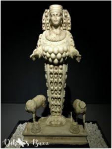 Ephesus-Turkey-museum-Artemis-statue