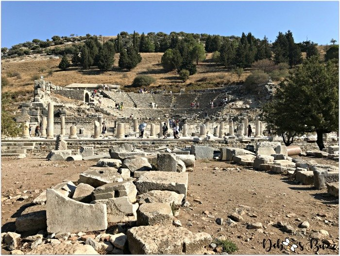 ephesus-turkey-theater-ruins