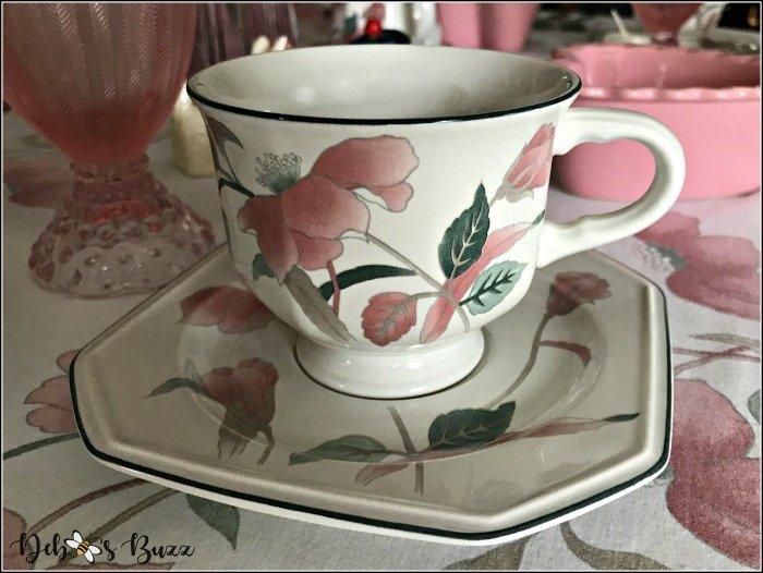 mikasa-silk-flowers-teacup-saucer