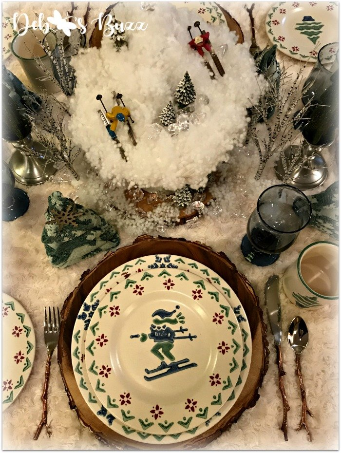ski-mountain-winter-table-place-setting-overview