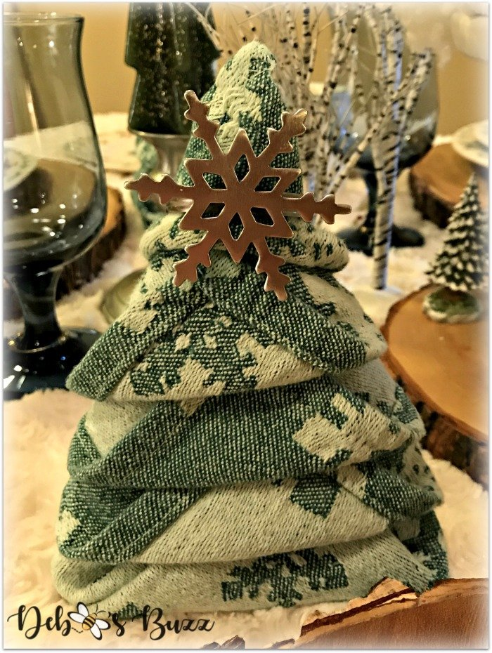 snowflake-pewter-napkin-ring-christmas-tree-fold