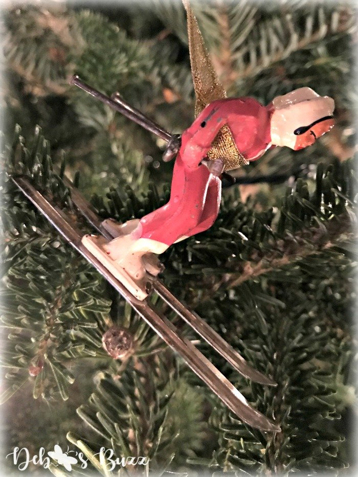 vintage-female-metal-skier-pink-christmas-ornament